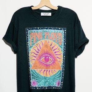 free people Pink Floyd Eye Weekend Tee